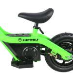 KIDYBIKE, draisienne avec assistance électrique Le KIDYBIKE est une draisienne électrique qui permet à vos enfants d'appréhender l'équilibre d'un deux roues tout en s'amusant.
